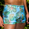 sunga de lycra Ipanema Jungle Sky