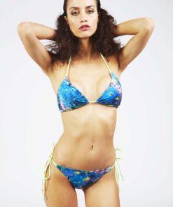 Bikini triangulo cola-less Rio Tanga Ocean Lima