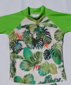 Remera de lycra protección UV Hanauma Jungle