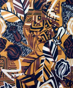 Print Bikini Etnico Africano