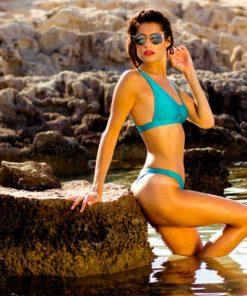Bikini estampada para mujer marca Calypsonia