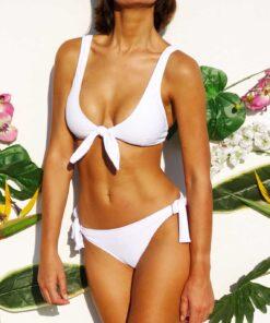 Bikini blanca