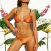 Bikini Cobre satinada