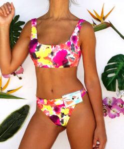 bikini con riñonera